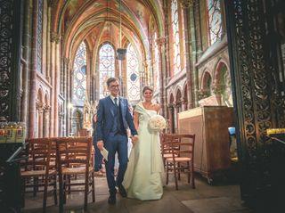 Le mariage de Marie-Charlotte et Julien