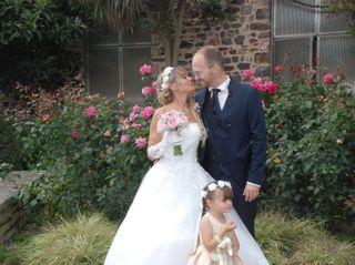 Le mariage de Claire et Stéphane