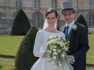 Le mariage de Christine et Henri 1