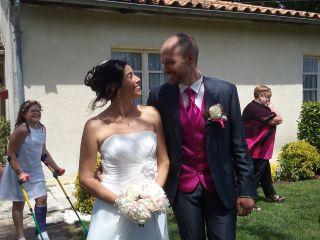 Le mariage de Céline et Sébastien