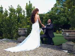 Le mariage de Vanessa et Sebastien