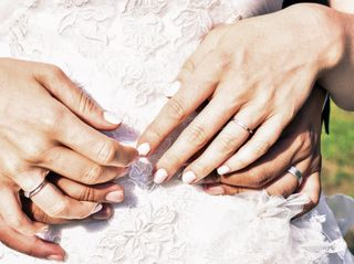 Le mariage de Noémie et Mamy-Faly 1