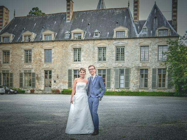 Le mariage de Julien et Marie-Charlotte à Le Mans, Sarthe 33