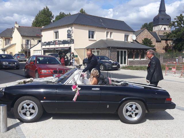 Le mariage de Stéphane et Claire à La Chapelle-Thouarault, Ille et Vilaine 2