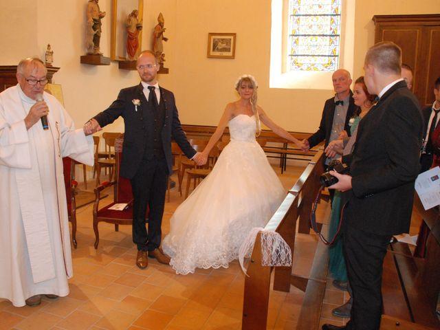 Le mariage de Stéphane et Claire à La Chapelle-Thouarault, Ille et Vilaine 12