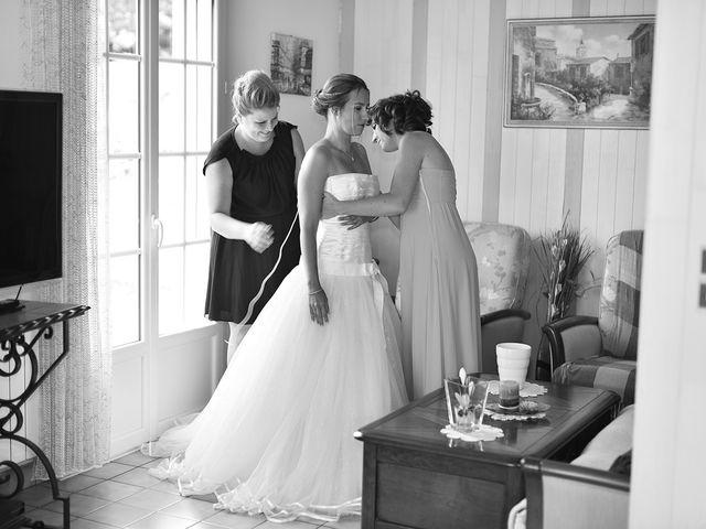 Le mariage de Vincent et Camille à Mimizan, Landes 34