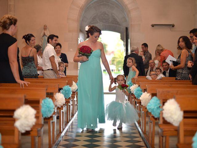 Le mariage de Vincent et Camille à Mimizan, Landes 53