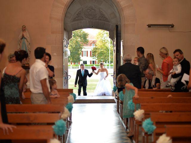 Le mariage de Vincent et Camille à Mimizan, Landes 54