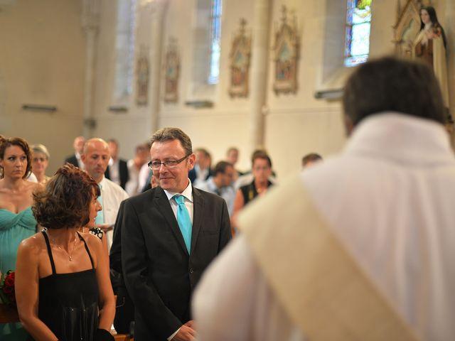 Le mariage de Vincent et Camille à Mimizan, Landes 74