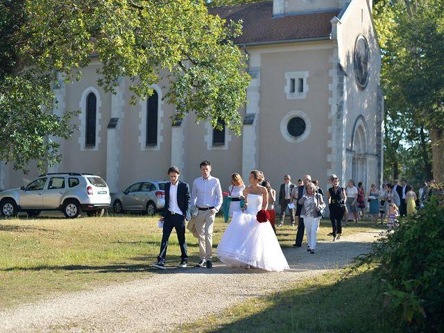 Le mariage de Vincent et Camille à Mimizan, Landes 114