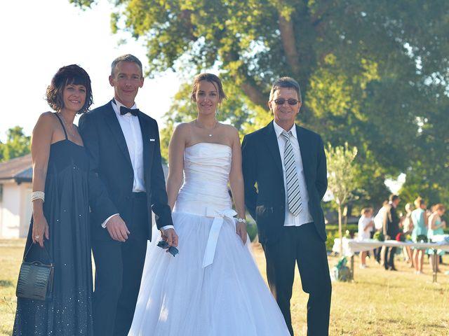 Le mariage de Vincent et Camille à Mimizan, Landes 134