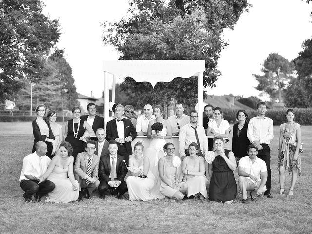Le mariage de Vincent et Camille à Mimizan, Landes 197