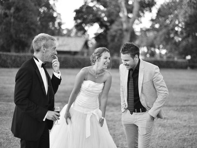 Le mariage de Vincent et Camille à Mimizan, Landes 210