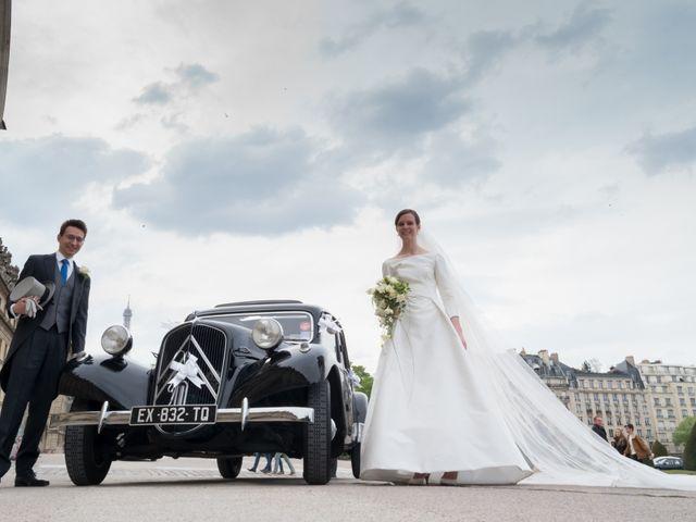 Le mariage de Christine et Henri