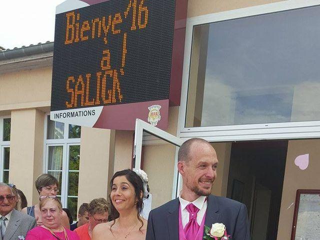 Le mariage de Sébastien et Céline à Salignac, Gironde 7