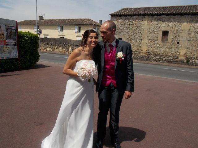 Le mariage de Sébastien et Céline à Salignac, Gironde 8
