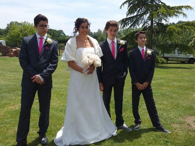 Le mariage de Sébastien et Céline à Salignac, Gironde 13