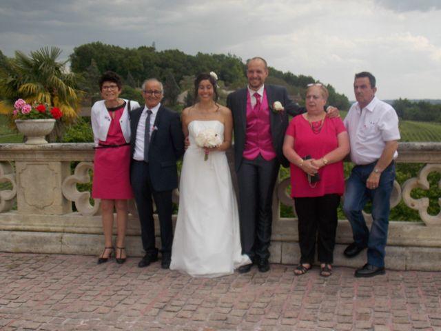 Le mariage de Sébastien et Céline à Salignac, Gironde 19