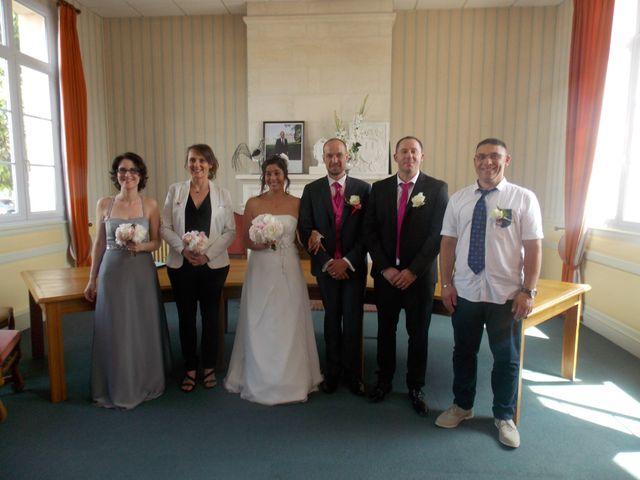 Le mariage de Sébastien et Céline à Salignac, Gironde 21