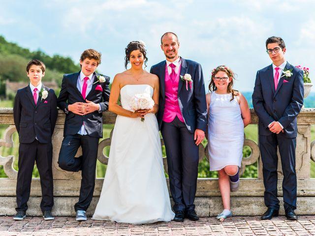 Le mariage de Sébastien et Céline à Salignac, Gironde 31