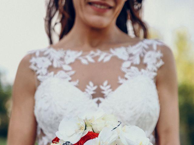 Le mariage de Sebastien et Vanessa à Saintes, Charente Maritime 5