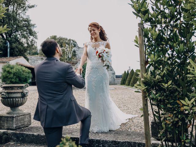 Le mariage de Sebastien et Vanessa à Saintes, Charente Maritime 12