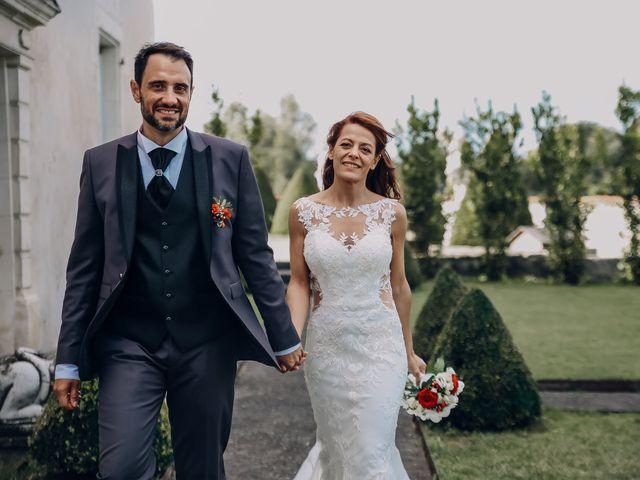 Le mariage de Sebastien et Vanessa à Saintes, Charente Maritime 13