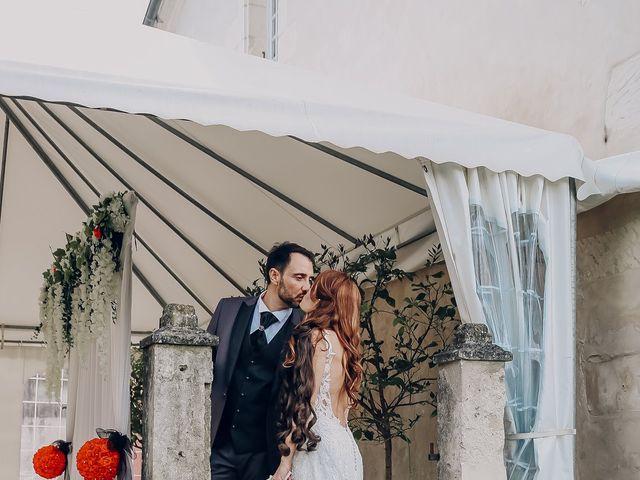 Le mariage de Sebastien et Vanessa à Saintes, Charente Maritime 15