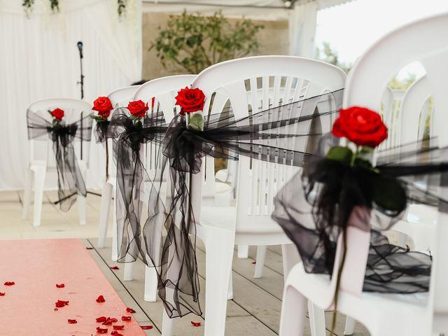 Le mariage de Sebastien et Vanessa à Saintes, Charente Maritime 25