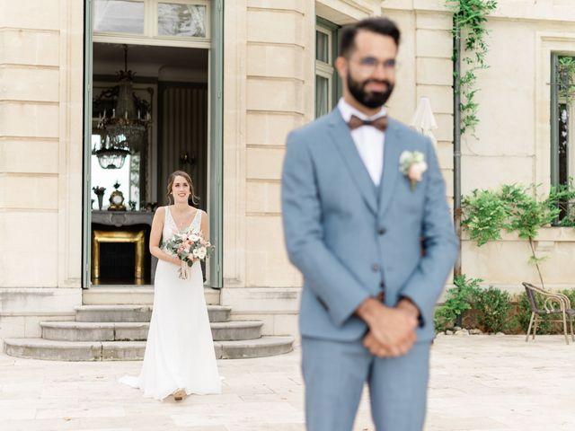 Le mariage de Alexandre et Camille à Lunas, Hérault 38