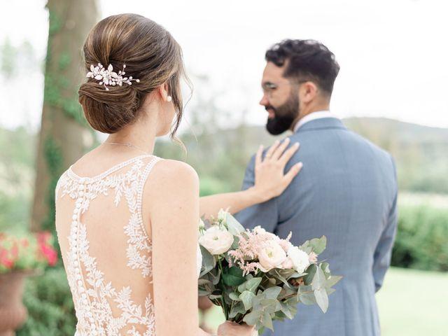 Le mariage de Alexandre et Camille à Lunas, Hérault 39