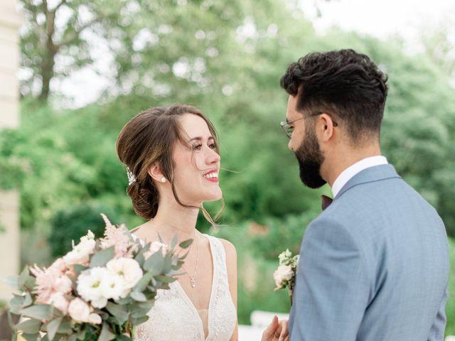 Le mariage de Alexandre et Camille à Lunas, Hérault 41