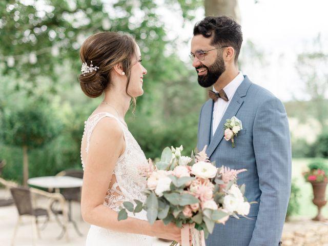 Le mariage de Alexandre et Camille à Lunas, Hérault 42