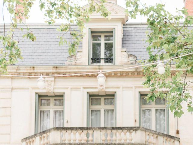 Le mariage de Alexandre et Camille à Lunas, Hérault 44