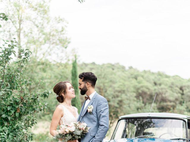 Le mariage de Alexandre et Camille à Lunas, Hérault 46
