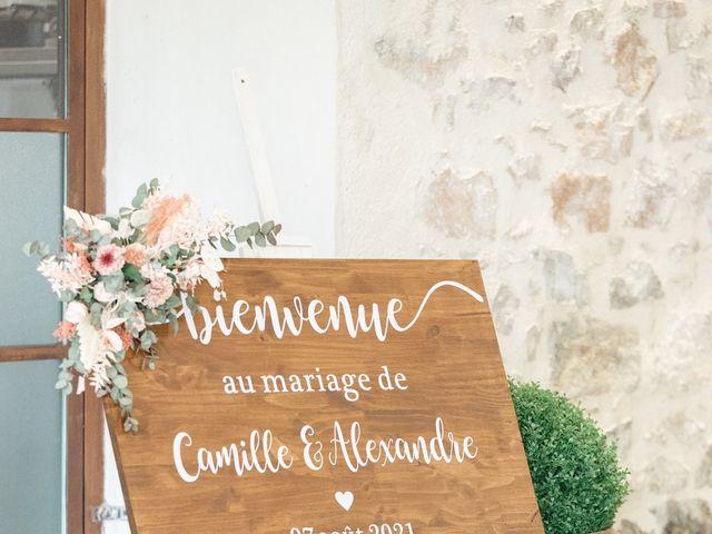 Le mariage de Alexandre et Camille à Lunas, Hérault 49
