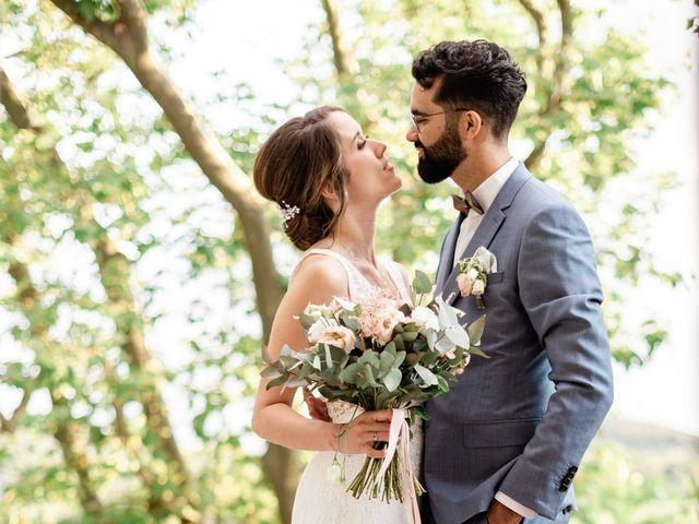 Le mariage de Alexandre et Camille à Lunas, Hérault 53