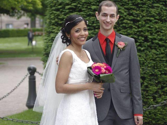 Le mariage de Kévin et Anaïs à Strasbourg, Bas Rhin 5