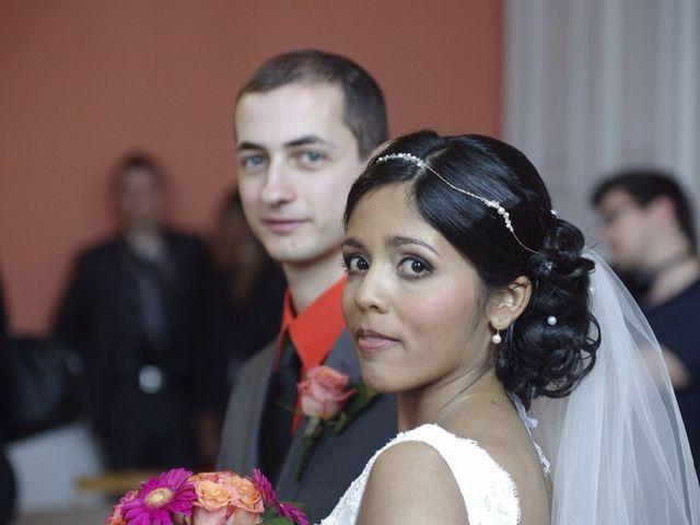 Le mariage de Kévin et Anaïs à Strasbourg, Bas Rhin 6