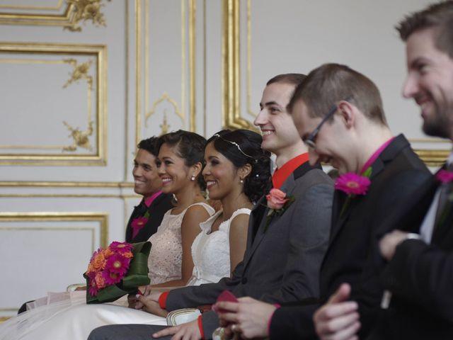 Le mariage de Kévin et Anaïs à Strasbourg, Bas Rhin 8