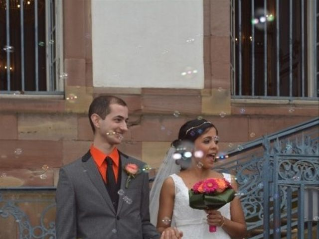 Le mariage de Kévin et Anaïs à Strasbourg, Bas Rhin 9