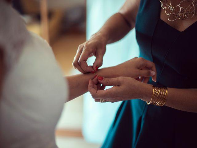 Le mariage de Romain et Juliette à Baume-les-Dames, Doubs 5