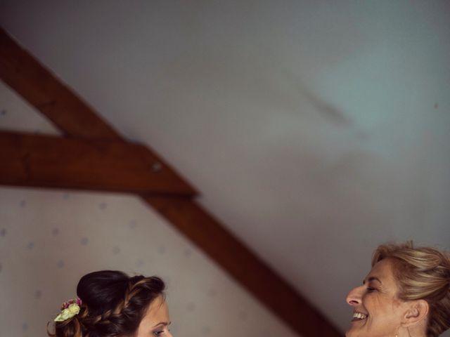 Le mariage de Romain et Juliette à Baume-les-Dames, Doubs 6