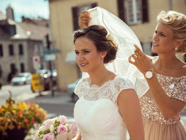 Le mariage de Romain et Juliette à Baume-les-Dames, Doubs 20