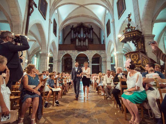 Le mariage de Romain et Juliette à Baume-les-Dames, Doubs 21