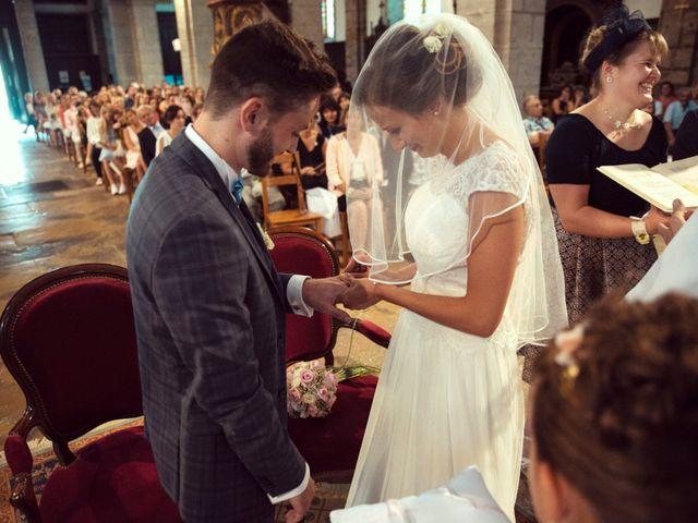 Le mariage de Romain et Juliette à Baume-les-Dames, Doubs 29