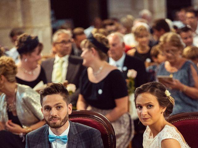Le mariage de Romain et Juliette à Baume-les-Dames, Doubs 33