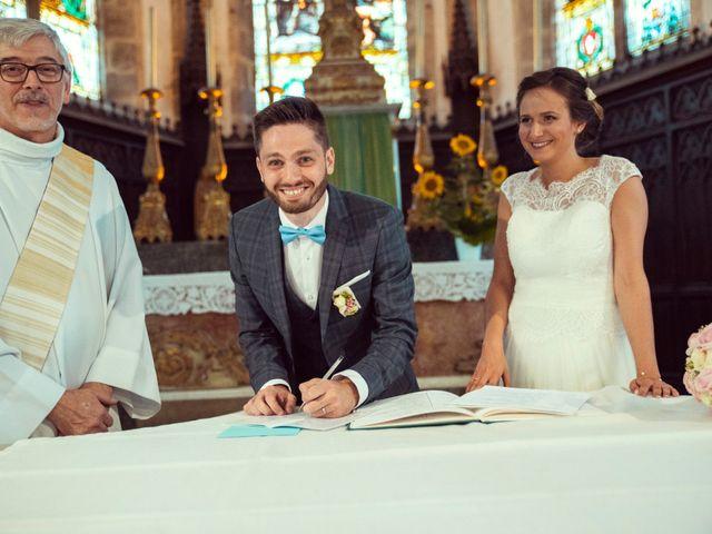 Le mariage de Romain et Juliette à Baume-les-Dames, Doubs 34