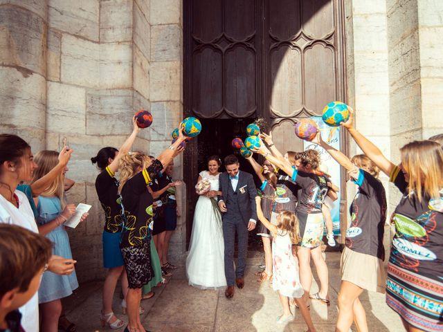 Le mariage de Romain et Juliette à Baume-les-Dames, Doubs 36
