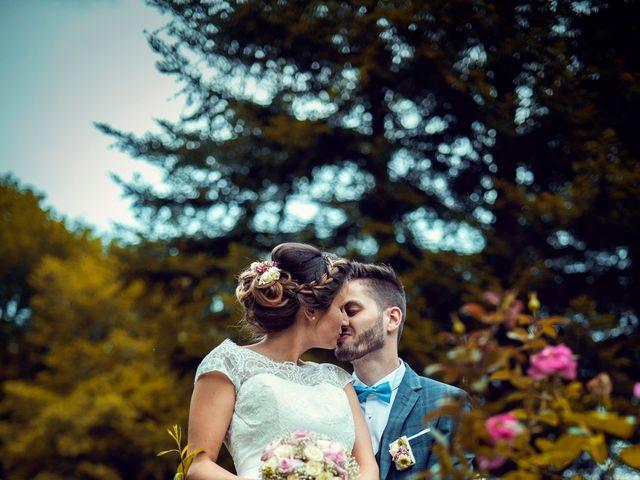 Le mariage de Romain et Juliette à Baume-les-Dames, Doubs 2
